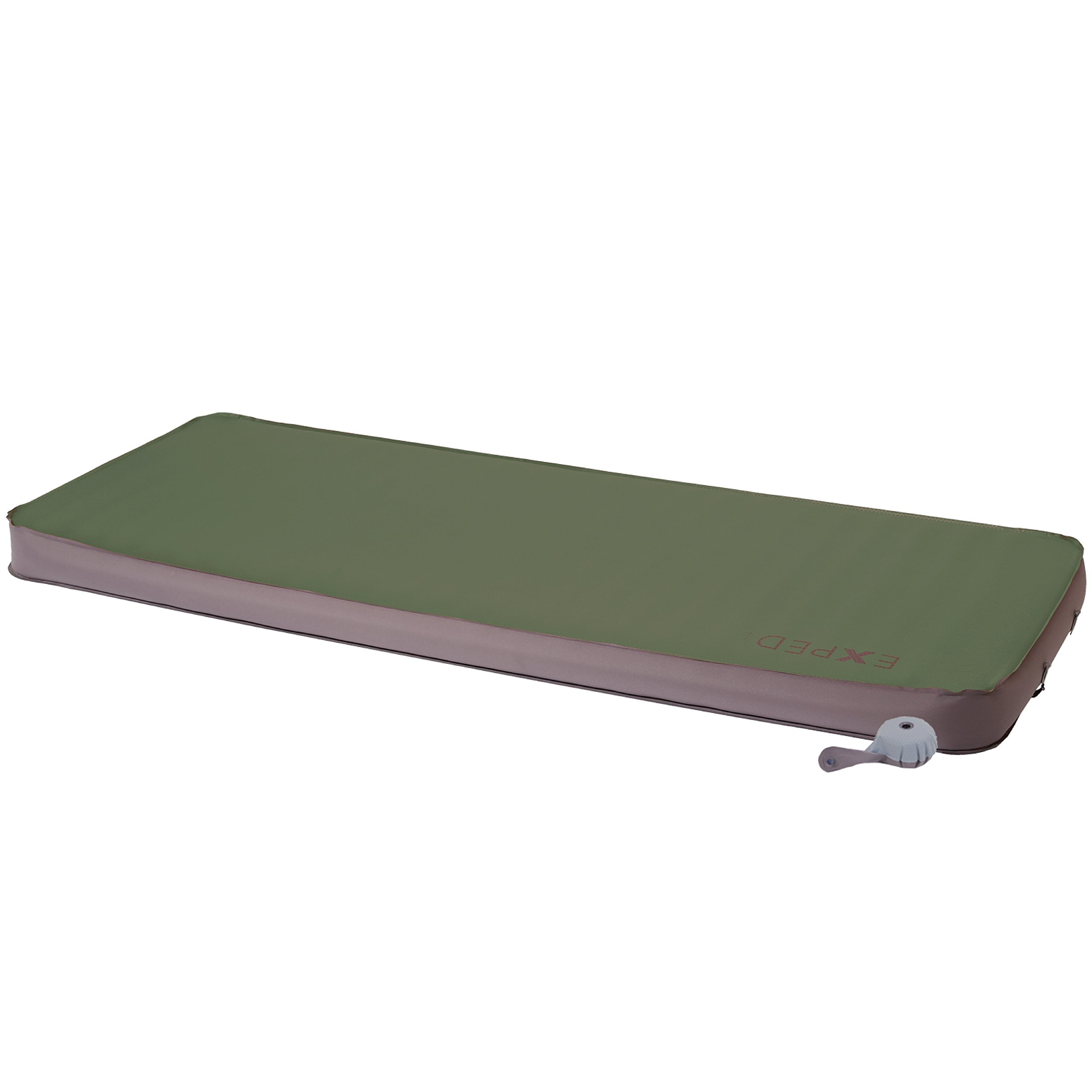 Exped Megamat 10 Insulated Self-Inflating Sleeping Pad, Green, Long Xtra Wide by Exped