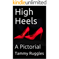 High Heels: A Pictorial book cover