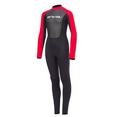 Animal Childrens Boys Nova 3/2 Back Zip Wetsuit