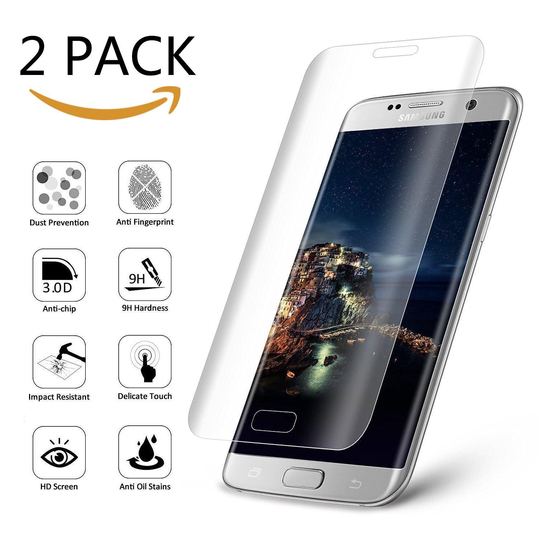 Samsung Galaxy S6 edge Panzerglas Schutzfolie Amazon Elektronik