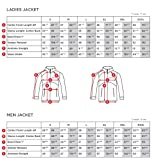 redder Heated Jacket for Women Rechargeable