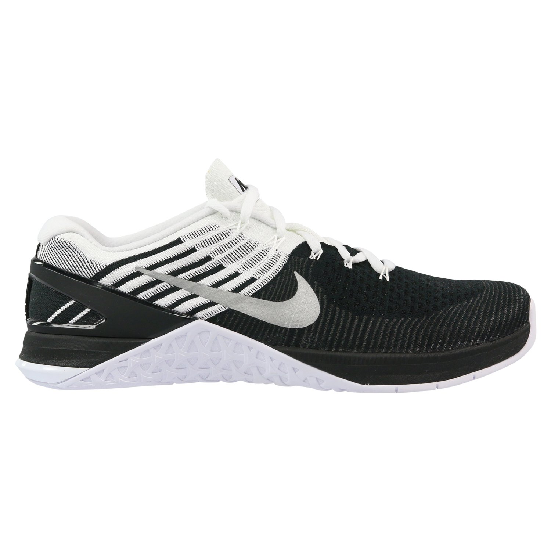 Nike Mens Metcon DSX Flyknit Pure Platinum//White 12.5 M US