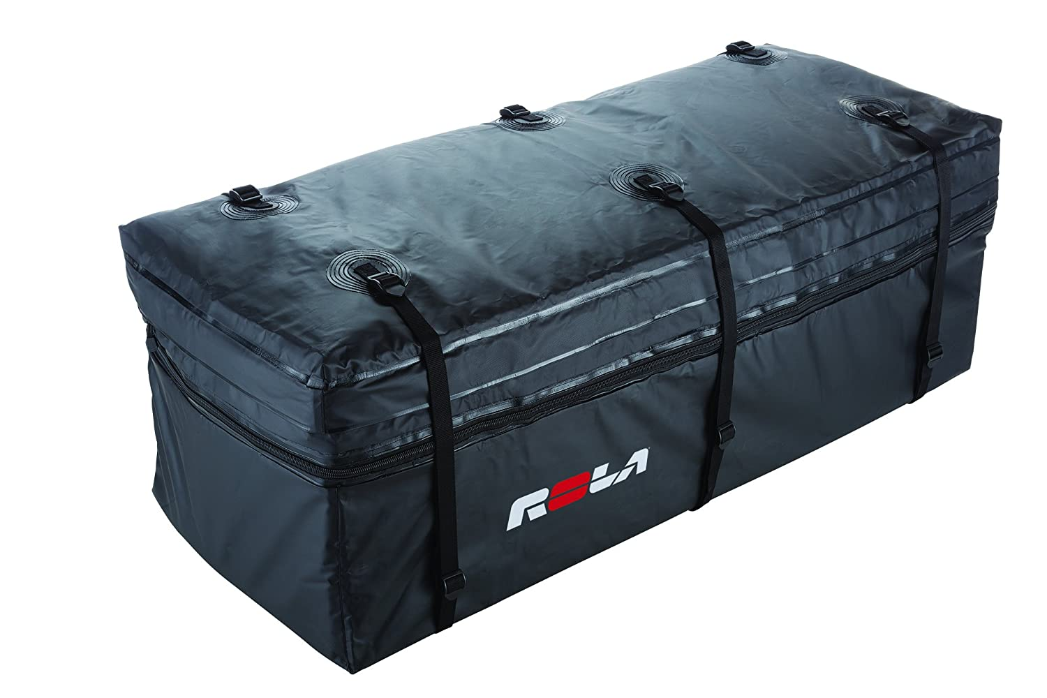 Rainproof ROLA 59102 Wallaroo Cargo Bag Expandable Hitch Tray Carrier