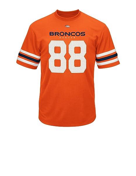 online store 96a8c d4fd7 VF LSG NFL Denver Broncos Demaryius Thomas Men's 88 Great Game Fashion Top