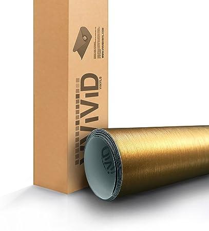 Matte Metallic Black Vinyl Wrap VViViD 1ft x 5ft