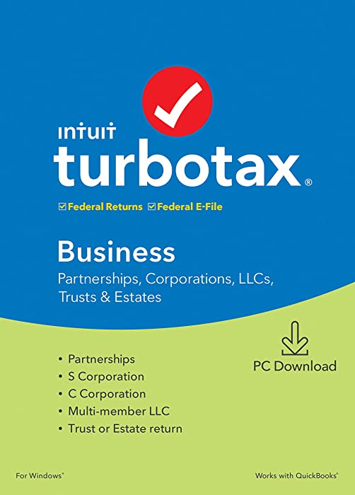The Best Turbotax Home And Business 2017 S Corp