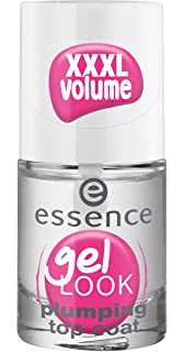 Essence - Esmalte TopCoat Gel Look Plumping