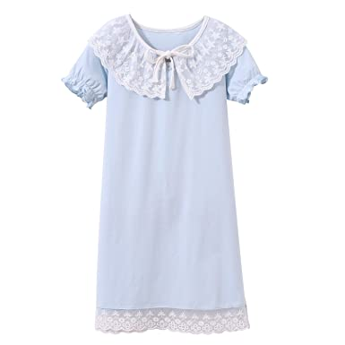 1ebfc9a978 Amazon.com  BOOPH Girls Princess Nightgown
