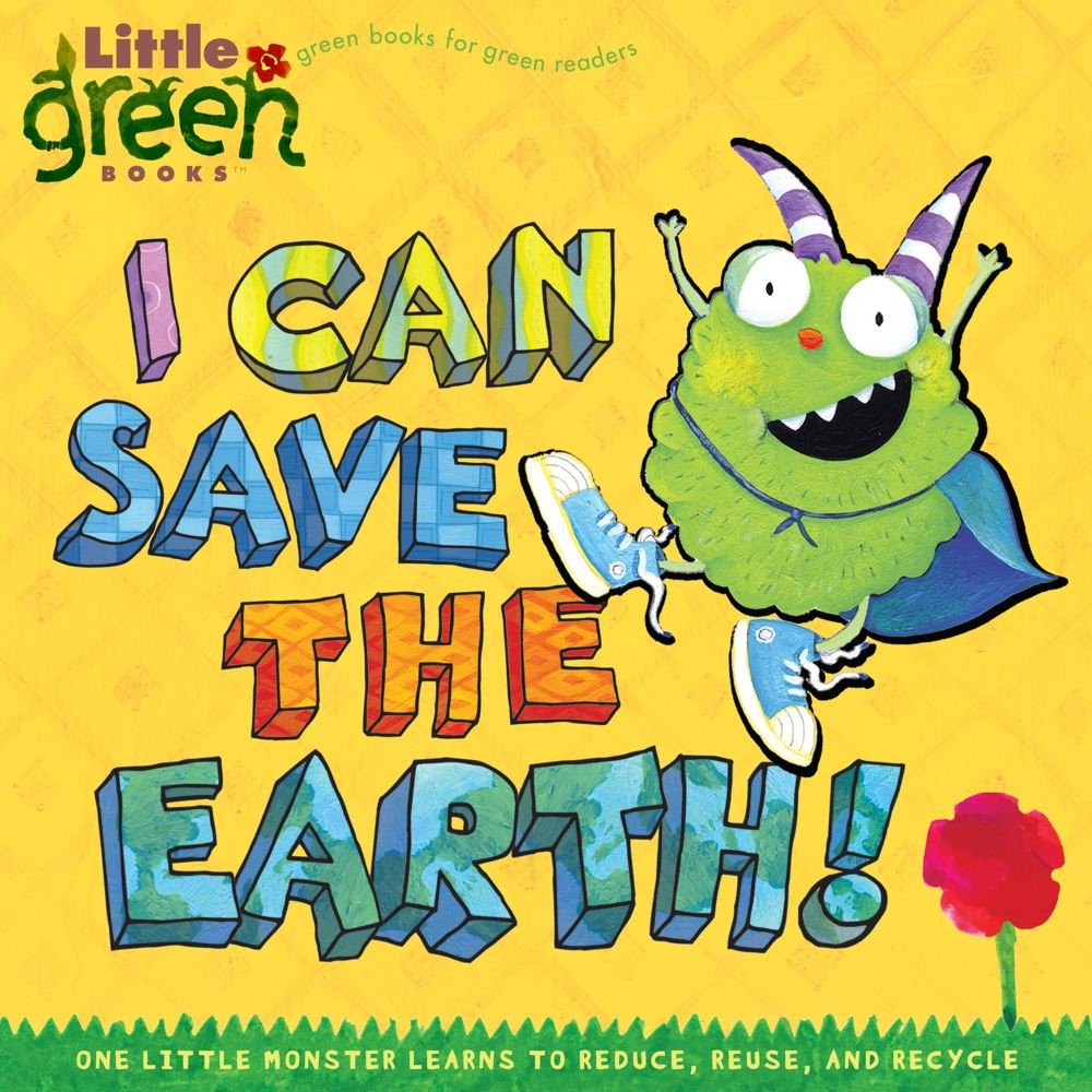 Can Save Earth Monster Recycle