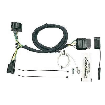 Hopkins 42615 Plug-In Simple Vehicle Wiring Kit: Automotive