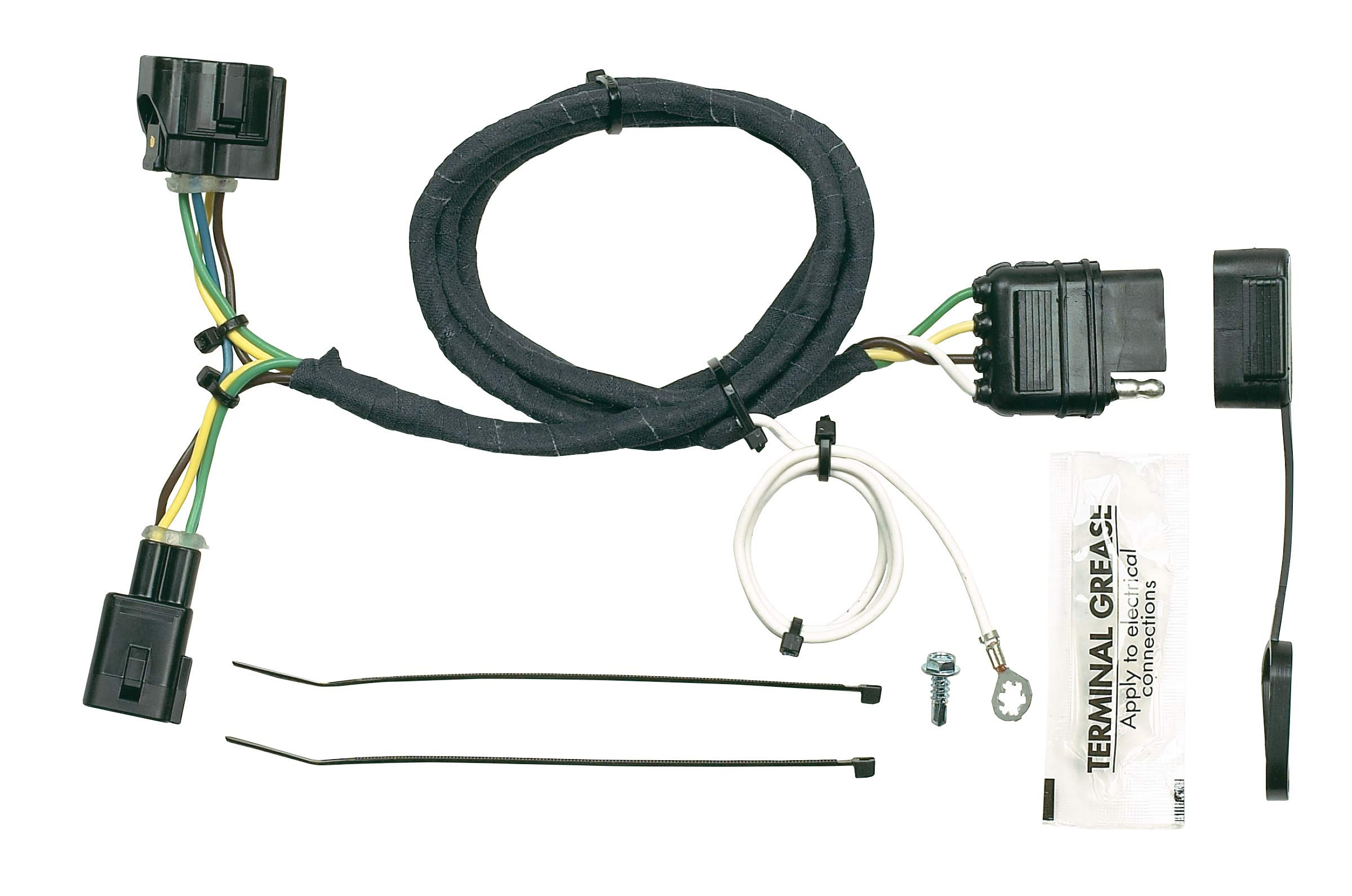 Hopkins 42615 Plug-In Simple Vehicle Wiring Kit by Hopkins Towing Solutions