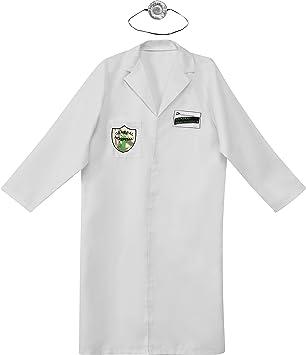 Rubies 889505L - Disfraz de médico para hombre: Amazon.es ...