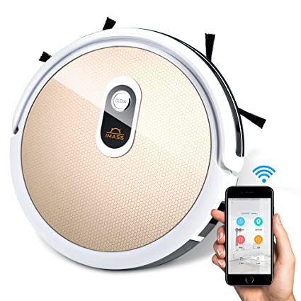 Robot Vacuum Cleaner and Mop IMASS A3-WGD Robot Cleaner with Wi-Fi Connectivity