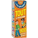 Les incollables - Tout le programme du CE2 - 8/9 ans: 900 questions réponses pour réviser en 2 éventails- Cahier de vacances