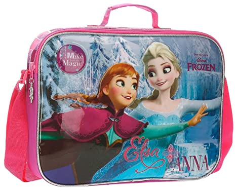 Cartera Extraescolar Infantil Frozen Magic