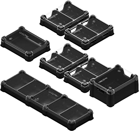 Set of UniqTraySystem Organizers for Talisman: Revised 4th Edition Board Game