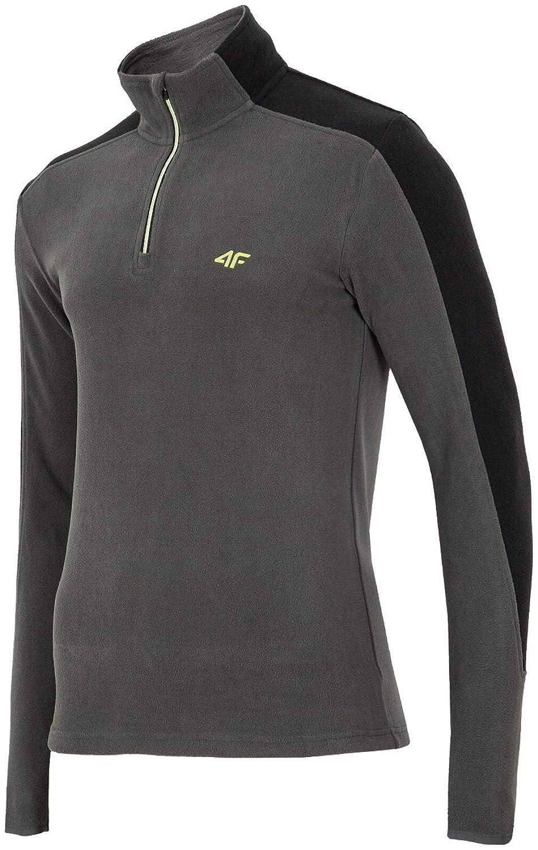 4F Herren Fleece Jacke Funktionsjacke für Ski und Snowboard *atmungsaktiv*