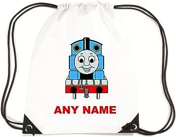 Personalised Thomas Tank//Train Style Swimming//PE//School Bag-Mayzie Designs®