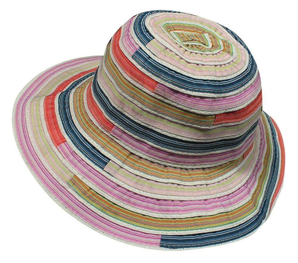 ilishop Girls Spring Muticolor Summer Sun Hats Cap JJ-TYM7008-Pink-Free