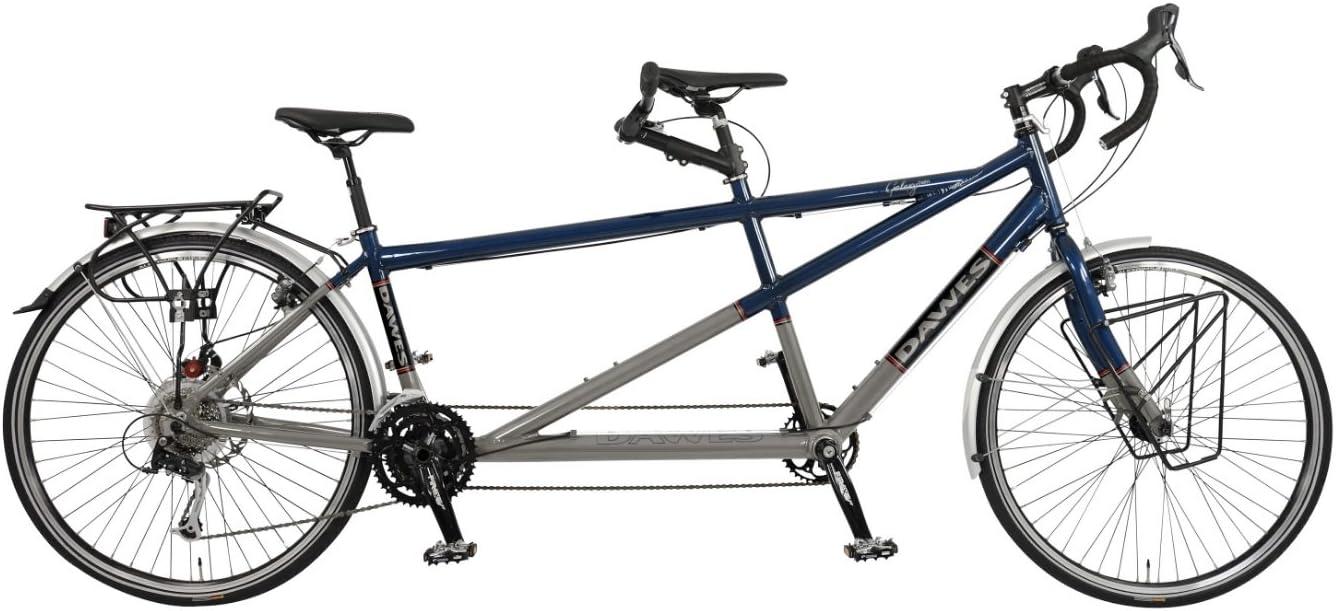 Dawes Bicicleta Tandem Galaxy Twin: Amazon.es: Deportes y aire libre