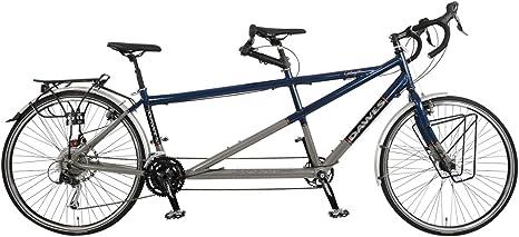 Dawes Bicicleta Tandem Galaxy Twin: Amazon.es: Deportes y aire ...