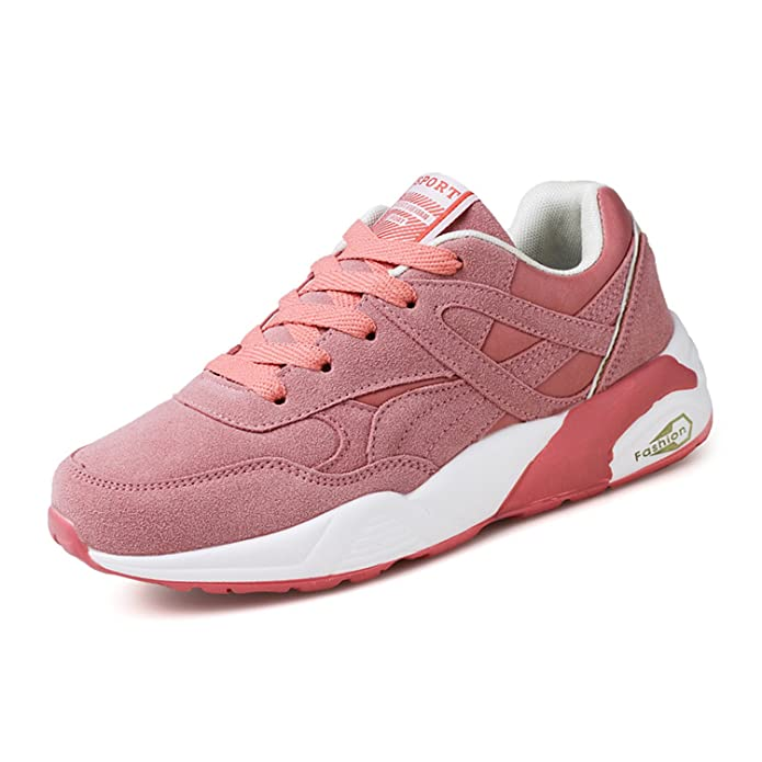 Amazon.com   Robert Westbrook Woman Casual Lace-up Suede Mesh Flats Women Shoes Green Gray 6.5   Fashion Sneakers