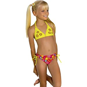 kids girls bikini tankini set costumi da bagno costume da bagno costume da bagno new m46