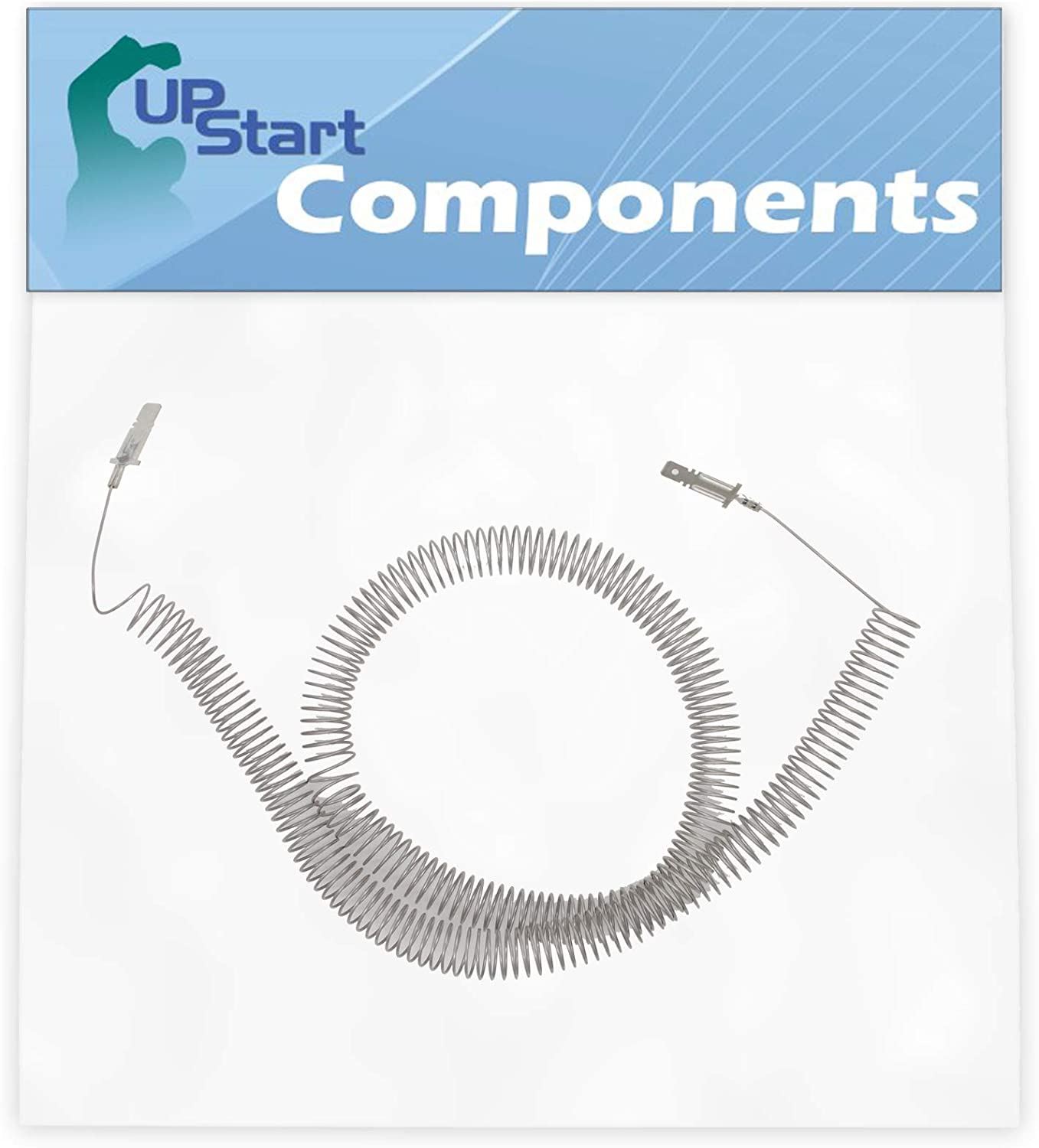 5300622034 Dryer Heating Element Coil for Frigidaire & Kenmore Dryers. Compatible 5300622034 Heater Element Coil for Part Number 5300622034, AP2135128, 351, AH451032, EA451032, PS451032