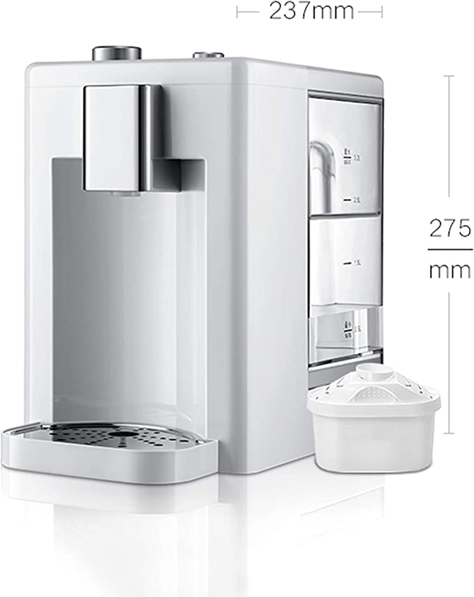LIANGJING Es Decir, Filtro Caliente dispensador de Agua Calentador ...
