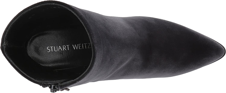Stuart Weitzman Damen Trendy Stiefelette Smoke
