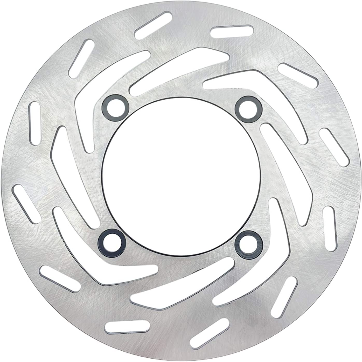M MATI Front Left//Right Brake Disc Rotor 1HP-F582T-00-00 for Yamaha Kodiak 700 YFM700 2016-2020 Grizzly 550 YFM550 2009-2014 Grizzly 700 YFM700 2007-2020