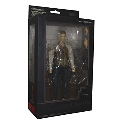 Abysses Corp Figurine - Science Fiction - Final Fantasy XII - Play Arts - Action Figure Balthier