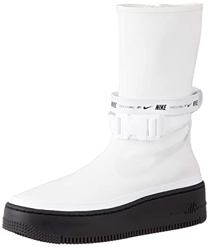 best website e7a06 f4a78 Amazon.com | Nike Women's Air Force 1 Sage High | Shoes
