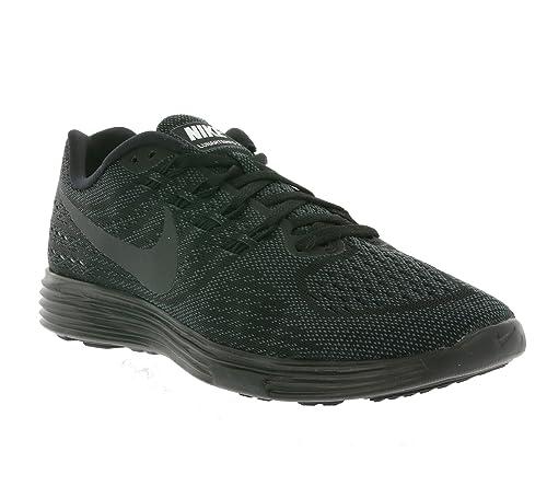 Incorporar lengua violencia  Buy Nike Men's Lunartempo 2 Black/Black Anthracite Running Shoe 12 Men US  at Amazon.in