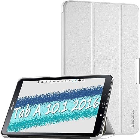 di alta qualità PU Pelle Custodia-con sportello automatico EasyAcc Samsung Galaxy Tab a 10.1 guscio