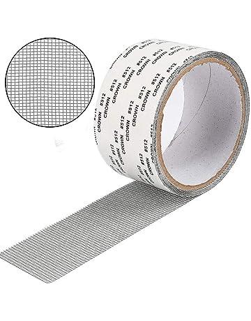 Striscia Metallica Autoadesiva di Ferro, Beilheimer Nastro Metallico Adesivo per Magneti 5m x 3,5cm