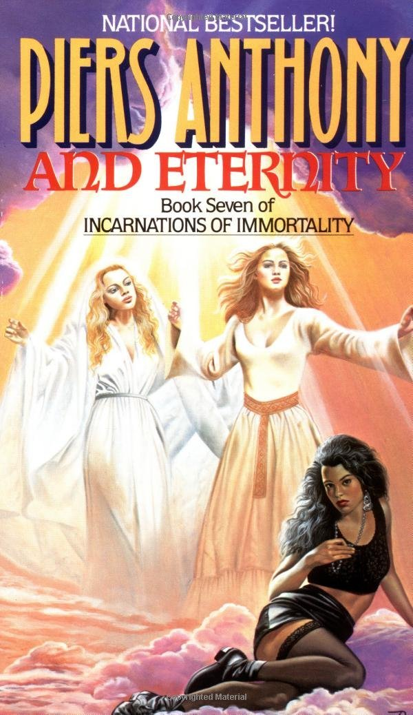 And Eternity (Incarnations of Immortality) by Piers Anthony (29-Nov-2001) Mass Market Paperback