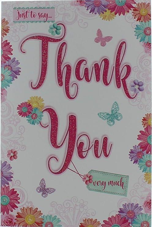 Portobello Road Tarjeta de felicitación de Agradecimiento ...