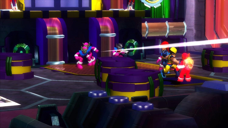 Amazon com: Marvel Super Hero Squad: The Infinity Gauntlet