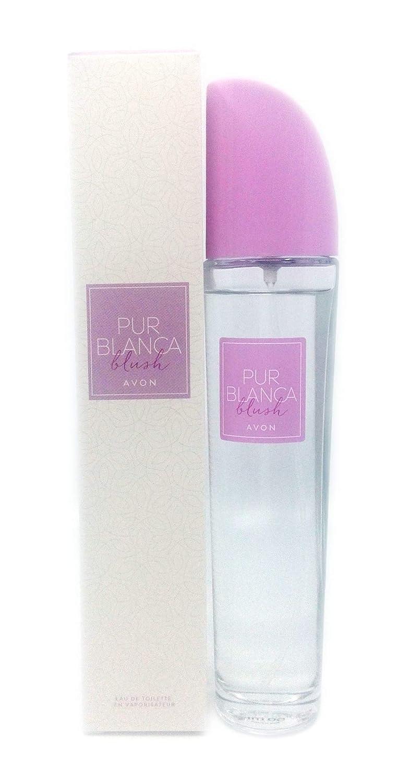 AVON Pur Blanca Blush Eau de Toilette Natural Spray 50ml - 1.7oz