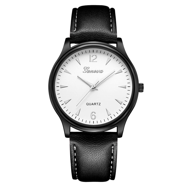 Amazon.com : SUPERON Watch Men relojes Mujer Mens Luxury ...