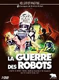 Coffret la guerre des robots 4 films