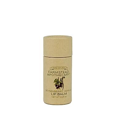 Review FARMSTEAD APOTHECARY Boysenberry Vanilla