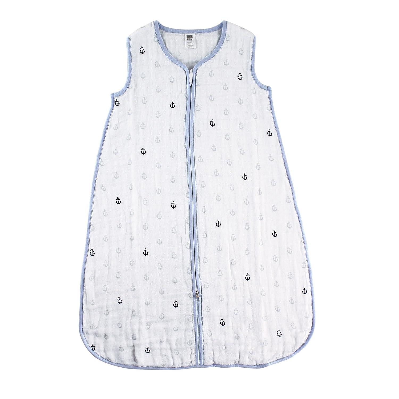 Amazon Hudson Baby Wearable Safe Sleep Muslin Sleeping Bag