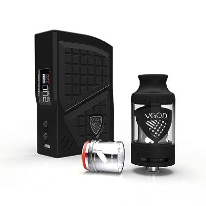 Auténtico VGOD Pro 200 Box Mod Kit, VGOD Pro Mod con Pro SubTank – TPD