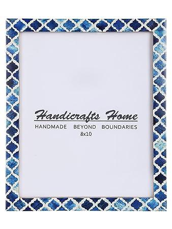 Amazon Com Handicrafts Home 8x10 Picture Photo Frame Moorish