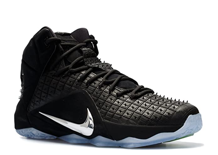 sports shoes d031d 556b1 Amazon.com   NIKE Lebron XII EXT RC QC Mens Basketball Shoes   Basketball