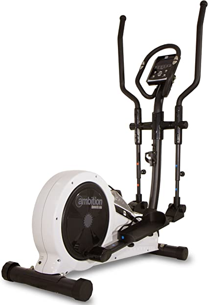 BH Fitness AMBITION 10001325 bicicleta eliptica - magnetica ...