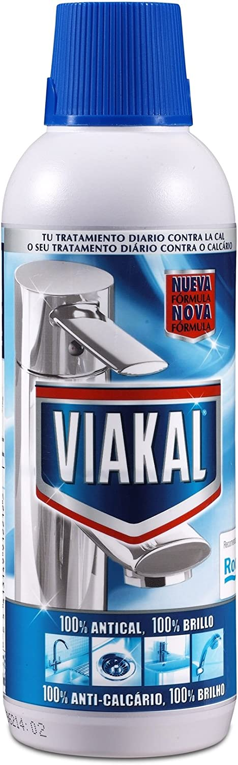 Viakal Gel Reg - 500 ml: Amazon.es: Alimentación y bebidas