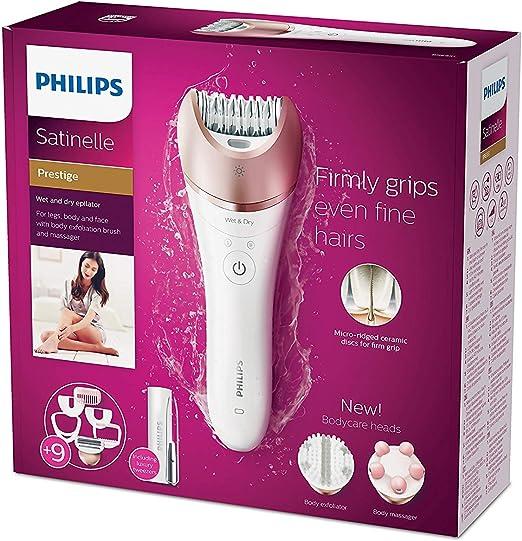 Philips bre651/00 Satinelle Prestige húmedo, trockenepilierer para ...